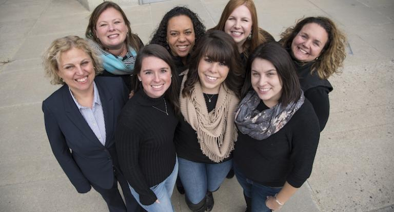 1st MSW Cohort Group