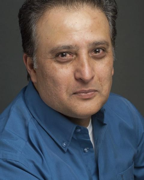 Sanjeev Sharma's headshot.